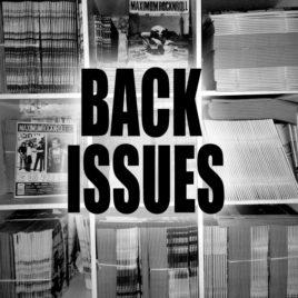Single back issue of <em>MRR</em> magazine