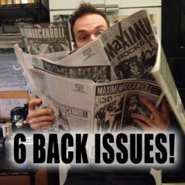 Any 6 back issues of <em>MRR</em>