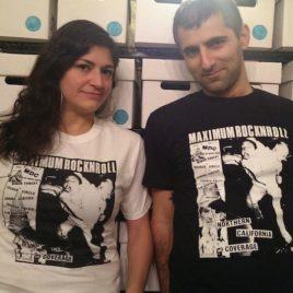 MRR Issue #1 T-shirt