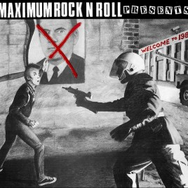 Maximum Rocknroll Presents: Welcome to 1984 (download)