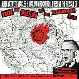 MRR Presents: <em>Not So Quiet on the Western Front</em> 2xLP