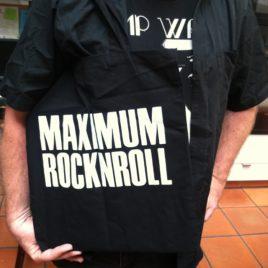 MRR logo tote bag