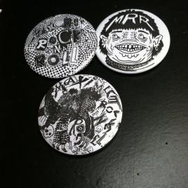 MRR 2″ Buttons – NEW