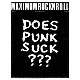 MRR #13 • April-May 1984 PDF download