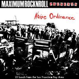Maximum Rocknroll Presents: Noise Ordinance (download)