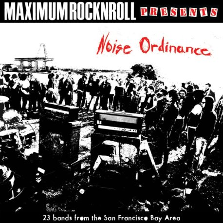 MRR Noise Ordinance cover