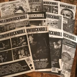 Back Issue Blowout!  <br>12 back issues of <em>MRR,</em> cheap!