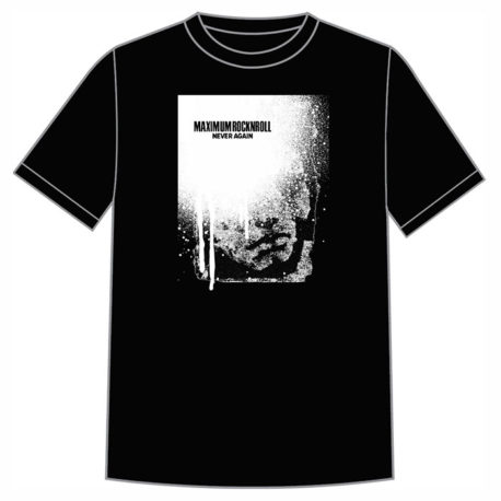 MRR Final Cover Shirt mockup